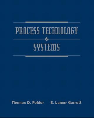Process Technology Systems - Garrett, E Larmar