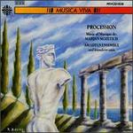 Procession: The Music of Marjan Mozetich