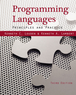Programming Languages: Principles and Practices - Louden, Kenneth C, and Lambert
