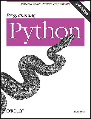 Programming Python - Lutz, Mark