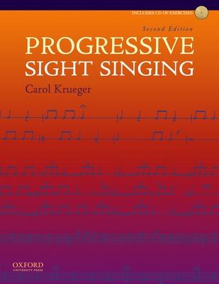 Progressive Sight Singing - Krueger, Carol