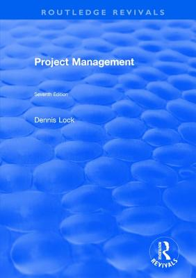Project Management - Lock, Dennis