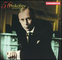 Prokofiev: 50th Anniversary (1891-1953) - Arkady Aronov (piano); Boris Berman (piano); Carole Farley (vocals); Emma Young (violin); Horacio Gutiérrez (piano);...
