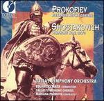Prokofiev: Alexander Nevsky Cantata; Shostakovich: Symphony No. 9