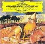 Prokofiev: Alexander Nevsky; Lieutenant Kijé