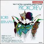 Prokofiev: Complete Piano Music, Vol. 7