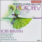 Prokofiev: Complete Piano Music, Vol. 8