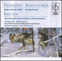 Prokofiev: Peter and the Wolf; Britten: The Young Person's Guide to the Orchestra - Richard Baker (speech/speaker/speaking part); Robert Donat (speech/speaker/speaking part)