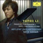 Prokofiev: Piano Concerto No. 2; Ravel: Piano Concerto in G major