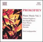 Prokofiev: Piano Music, Vol.1