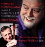 Prokofiev: Piano Sonatas, Vol. 2 - Sonatas Nos. 9 & 10; Sonatinas Nos. 1 & 2; Cello Sonatas