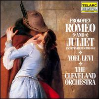 Prokofiev: Romeo & Juliet (Excerpts) - Cleveland Orchestra; Yoel Levi (conductor)