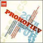 Prokofiev: Scythian Suite; Piano Concerto No. 1; Symphony No. 1; Violin Concerto No. 1; Cello Concerto; Visions Fugit