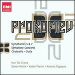Prokofiev: Symphonies Nos. 5 & 7; Symphony Concerto; Cinderella Suite