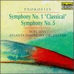 Prokofiev: Symphony No. 1/Symphony No. 5