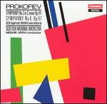 Prokofiev: Symphony No. 3; Symphony No. 4 (Original 1930 version)