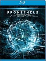 Prometheus [3D] [Blu-ray/DVD]