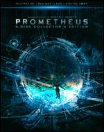 Prometheus [Collector's Edition] [4 Discs] [Blu-ray/DVD] - Ridley Scott