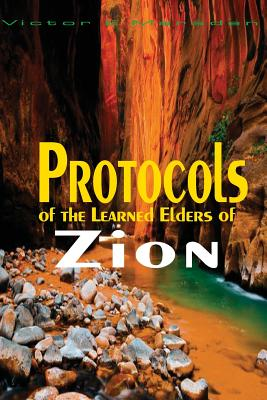 Protocols of the Learned Elders of Zion - Marsden, Victor E