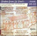 Psalms from St. Paul's, Vol. 9: Psalms 105-113
