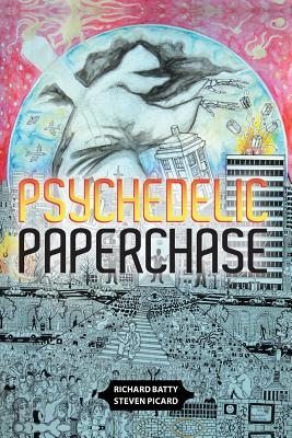 Psychedelic Paperchase - Batty, Richard, and Picard, Steven