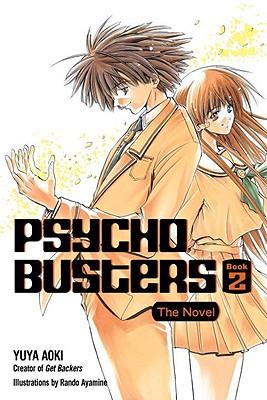 Psycho Busters: The Novel Book Two - Aoki, Yuya