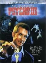 Psycho III [P&S] - Anthony Perkins