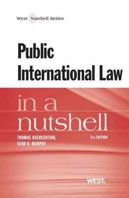 Public International Law in a Nutshell - Buergenthal, Thomas