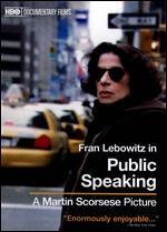 Public Speaking - Martin Scorsese