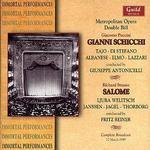 Puccini: Gianni Schicchi; Strauss: Salome