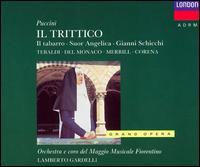 Puccini: Il Trittico - Agostino Lazzari (vocals); Angelo Mercuriali (vocals); Anna di Stasio (vocals); Antonino di Ninno (vocals); Dora Carral (vocals); Fernando Corena (vocals); Gianfranco Manganotti (vocals); Giovanni Foiani (vocals); Giuliana Tavolaccini (vocals)