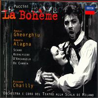 Puccini: La Boh?me - Angela Gheorghiu (vocals); Elisabetta Scano (vocals); Ildebrando d'Arcangelo (vocals); Roberto Alagna (vocals); Roberto De Candia (vocals); Simon Keenlyside (vocals); La Scala Theater Orchestra & Chorus (choir, chorus)