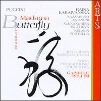 Puccini: Madama Butterfly (Highlights) - Nazzareno Antinori (vocals); Nelson Portella (vocals); Raina Kabaivanska (vocals); Rossitza Troeva-Mircheva (vocals);...