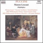 Puccini: Manon Lescaut (Highlights)
