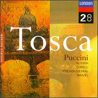 Puccini: Tosca - Alfredo Mariotti (vocals); Birgit Nilsson (vocals); Dietrich Fischer-Dieskau (vocals); Dino Mantovani (vocals); Franco Corelli (vocals); Libero Arbace (vocals); Patrizio Veronelli (vocals); Piero de Palma (vocals); Silvio Maionica (vocals)