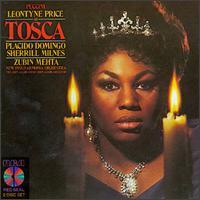 Puccini: Tosca - Clifford Grant (bass); David Pearl (soprano); Francis Egerton (tenor); John Gibbs (bass); Leontyne Price (soprano);...