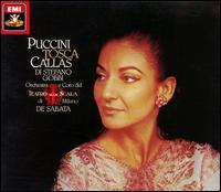 Puccini: Tosca - Alvaro Cordova (vocals); Angelo Mercuriali (vocals); Dario Caselli (vocals); Franco Calabrese (vocals); Giuseppe di Stefano (vocals); Maria Callas (vocals); Melchiorre Luise (vocals); Tito Gobbi (vocals); La Scala Theater Chorus (choir, chorus)