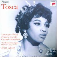Puccini: Tosca - Alan Fischer (vocals); Cornell MacNeil (vocals); Ezio Flagello (vocals); Franco Corelli (vocals); George Cehanovsky (vocals);...