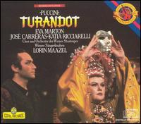 Puccini: Turandot - Eva Marton (soprano); Heinz Zednik (tenor); Helmut Wildhaber (tenor); John-Paul Bogart (bass); José Carreras (tenor);...