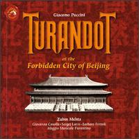 Puccini: Turandot - Aldo Bottion (vocals); Barbara Frittoli (vocals); Carlo Allemano (vocals); Carlo Colombara (vocals);...