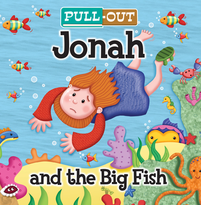 Pull out jonah and the big fish book by josh edwards for Big fish book