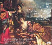 Purcell: Dido and Aeneas - Christine Brandes (soprano); Donna Deam (soprano); Ellen Rabiner (mezzo-soprano); Lisa Saffer (soprano);...