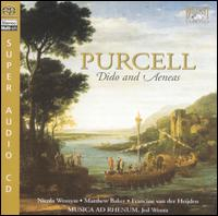 Purcell: Dido and Aeneas  - Bas Witsenburg (bass); Corné Ran (tenor); Francine van der Heijden (vocals); Harm Huson (alto); Helena Rasker (vocals);...