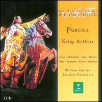 Purcell: King Arthur - Anne Pichard (soprano); Anne-Marie Lasla (viola da gamba); Bruno Renhold (tenor); Bruno-Karl Boës (tenor);...