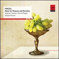 Purcell: Music for Pleasure and Devotion - Alison Bury (violin); Andrew Manze (violin); Andrew Parrott (harpsichord); Andrew Parrott (organ); Anthony Robson (oboe);...