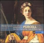 Purcell: Odes for St. Cecilia's Day; Music for Queen Mary