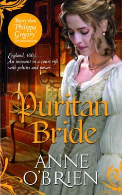 Puritan Bride - O'Brien, Anne