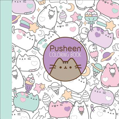 Pusheen Coloring Book - Belton, Claire