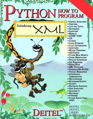 Python: Parts A & B - Deitel, Harvey M, PH.D.