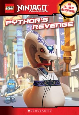 Pythor's Revenge (Lego Ninjago: Chapter Book) - Rusu, Meredith